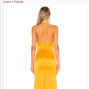Lovers + Friends Dresses - Lovers and friends gown